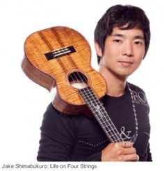 Life on Four Strings - Jake Shimabukuro documentary via pbs.org