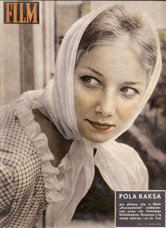 polish-actresses:  Pola Raksa, 1960. Famous Singers, Video Film, Graphic Prints, Mammals, Movie Tv, Actresses, Magazine Covers, Movie Posters, Universe