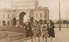 İstanbul Teknik Ünverstesi öğrencileri