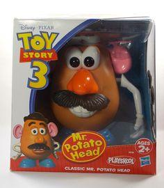 Toy Story - Mr Potato Head - Disney - Playskool - Large Toy Figure