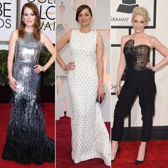 Best Dressed? You Decide! Rank Your Favorite Awards Season Style Moments  #InStyle