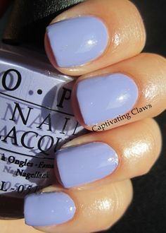 OPI You're Such a Budapest from the Euro Centrale Collection