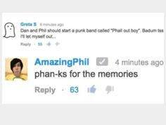 Actually it should be phn-ks fr th mmrs<<<OMG SOMEONE ELSE GETS IT YES.