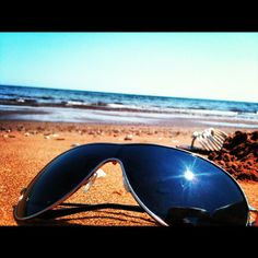 I got my toes in the water, ass in the sand not a worry in the world, a cold beer in my hand life is good today. (Prince Edward Island Beaches)