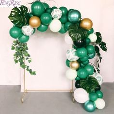 Tropical party 🌵🌴 Source by Safari Theme Birthday, Jungle Theme Parties, Wild One Birthday Party, 1st Boy Birthday, Boy Birthday Parties, Birthday Balloons, Birthday Ideas, Tropical Theme Parties, Birthday Themes For Boys