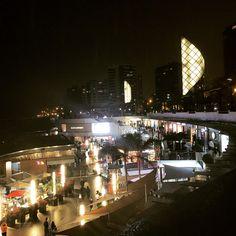 Shopping in riva al mar  #Lima #Miraflores #Perù #lifeinperu #Larcomar #igersperu
