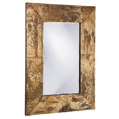 Birch Bark Mirror