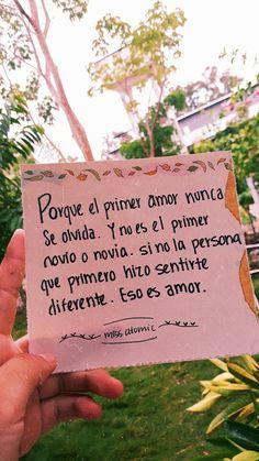 Spanish Phrases, Love Phrases, Spanish Quotes, Love Words, Amor Quotes, Qoutes, Life Quotes, Sad Love, Cute Love