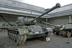 M26 Pershing Heavy Tank of WWII