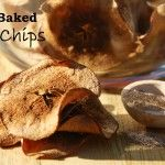 Healthy Snacks – Home Baked Apple Chips