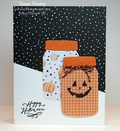 2016-10-31-theas-halloween-card Halloween Cards, Stampin Up, Sweet, Blog, Blogging