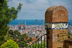 Barcelona, Park Güell | by TomStardust