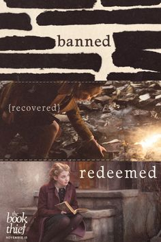The Book Thief! November 15. :) Omg. omg. Oh. My God. Is this real life?!