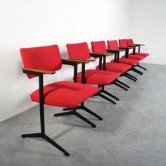 Dinner Chair by Friso Kramer for Auping