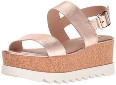 b1c3eb2322a Steve Madden Women s Krista Wedge Sandal -- Click image for more details.  (This