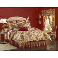 Check out the Rose Tree 739415238752 Shenandoah King Comforter Set priced at $420.99 at Homeclick.com.