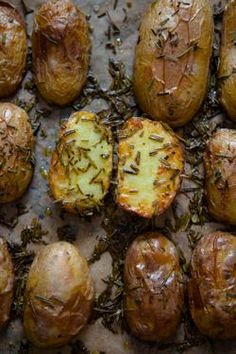 Rosmarinkartoffeln aus dem Ofen-3