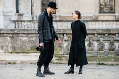Street Style PFW FALL 2015/2016