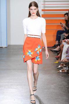 Olivia Palermo's #NYFW Pin Picks: Ladylike and flirty for Tanya Taylor SS '15.