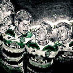 Celtic Fc, Glasgow, Champion, Football, Club, Big, Fictional Characters, Soccer, Futbol