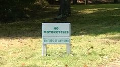 Sugarloaf Mountain... No Motorcycles Allowed