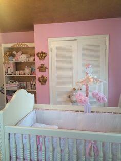 Baby Katerina's room!