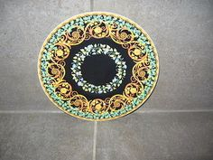 Versace-Gold-Ivy-Brotteller-18-cm-Durchmesser