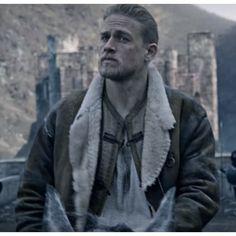 #Legend of The Sword #KingArthur #Coat