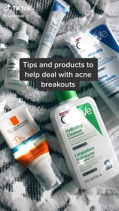 Skin Care Routine Steps, Skin Routine, Skin Care Tips, Skincare Routine, Beauty Routines, Beauty Tips For Glowing Skin, Clear Skin Tips, Acne Skin, Oily Skin
