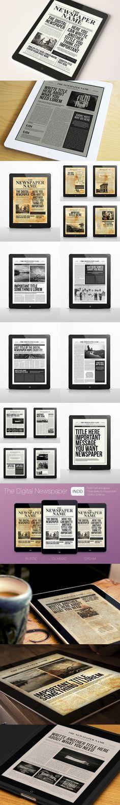 Magazine Template Magazine Templates Pinterest Template and