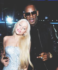 "Lady Gaga & R. Kelly. ""Do What U Want"" is such an epic song."