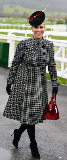 b7cfab72dbca98 519 Best Royal Hats - Zara Phillips Tindall images in 2019 ...