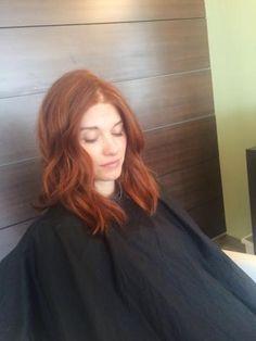 Soft Copper Makeover | Modern Salon