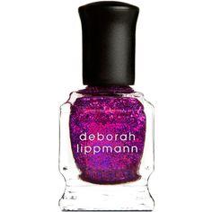 Deborah Lippmann Limited Edition Flash Dance Nail Polish found on Polyvore