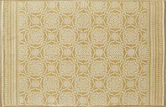 Gold Samora Rug 48 x 72