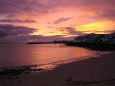 #Lanzarote Sunset