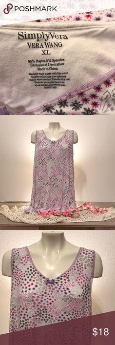 Simply Vera Wang | XL Simply Vera Wang | XL Simply Vera Vera Wang Intimates & Sleepwear