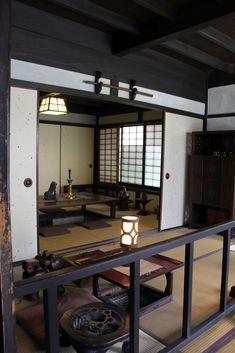 Japanese interior style