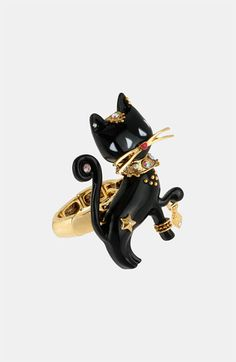 Betsey Johnson 'Morocco Adventure' Stretch Ring available at #Nordstrom