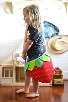 Strawberry Bag Pattern... - Jacks and Kate