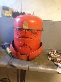 After the awesome feedback I've received for my Vader style log burners and been a bit of a Star Wars nerd, I've been wanting to try a stormtrooper design for a...