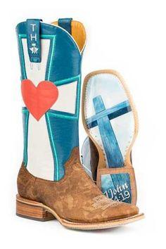 Tin Haul I Love Jesus Urban - Boots. LOVEEEEE THESE