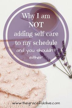 self-care | mom sche