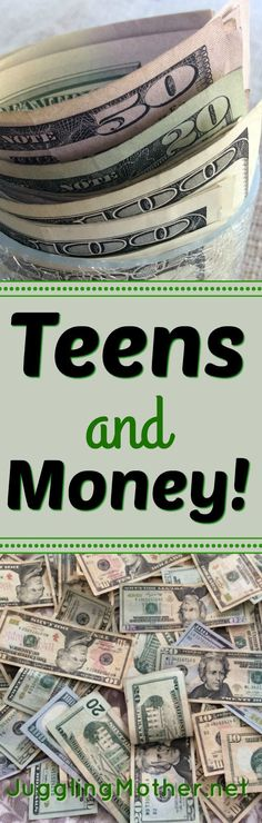 Do your teens spend wisely? The most effective way to teach smart money habits…