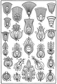 Hungarian Embroidery Pattern hungarian embroidery - Поиск в Google
