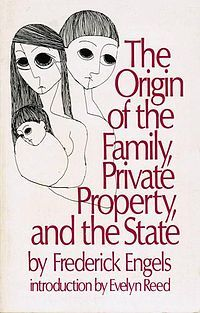 The Origin of the Family, Private Property, and the State. - Where does sexism come from? Read this: