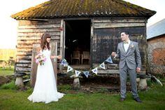 Wes & Laura - a crafty tea party wedding