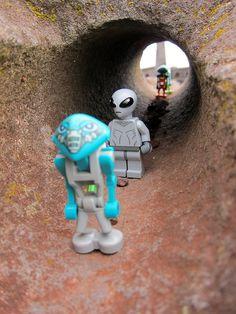 LEGO Collectible Minifigures Series 6 vs. Life On Mars