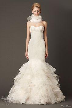 Vera Wang Wedding Dresses Fall 2013 | Wedding Inspirasi