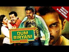 The movie story deals with Sugan (Karthi) a playboy who seems to have had a style makeover with his trendy clothes new hairstyle and colored eye lens. Despite having a gorgeous girlfriend Priyanka (Hansika) Sugan flirts with all the pretty women he meets and they too are besotted by him. Sugan on a journey with his childhood friend Parasu (Premji) stops at a roadside eatery for biriyani (food) his weakness. But they gets into a problem after having the dish. Movie:- Dum Biryani (Biryani)…